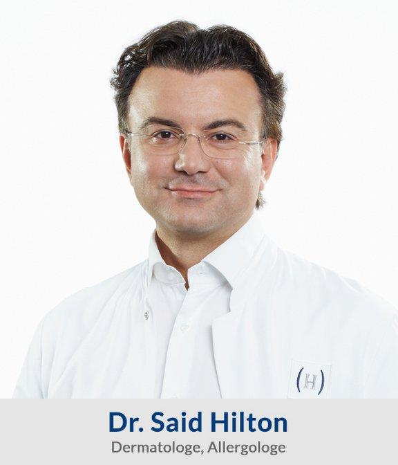 Dr Med Said Hilton Dr Hilton Partner