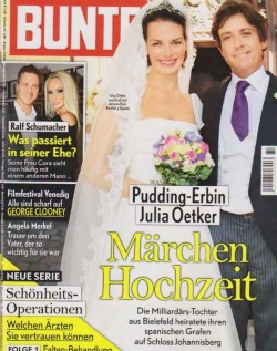 Bunte Magazine - List of Doctors 2011